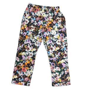 WAYF Floral Pants